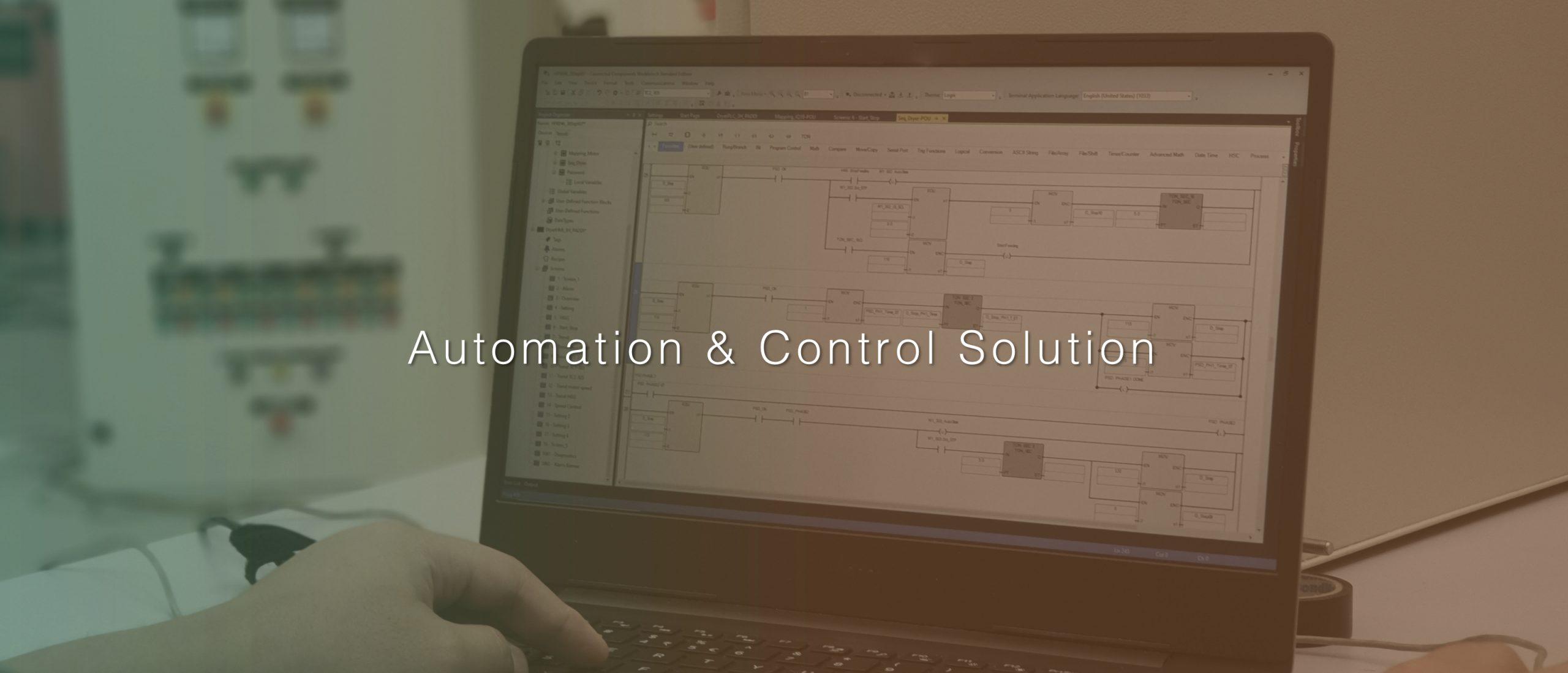 PADDI Automation & Control Solution