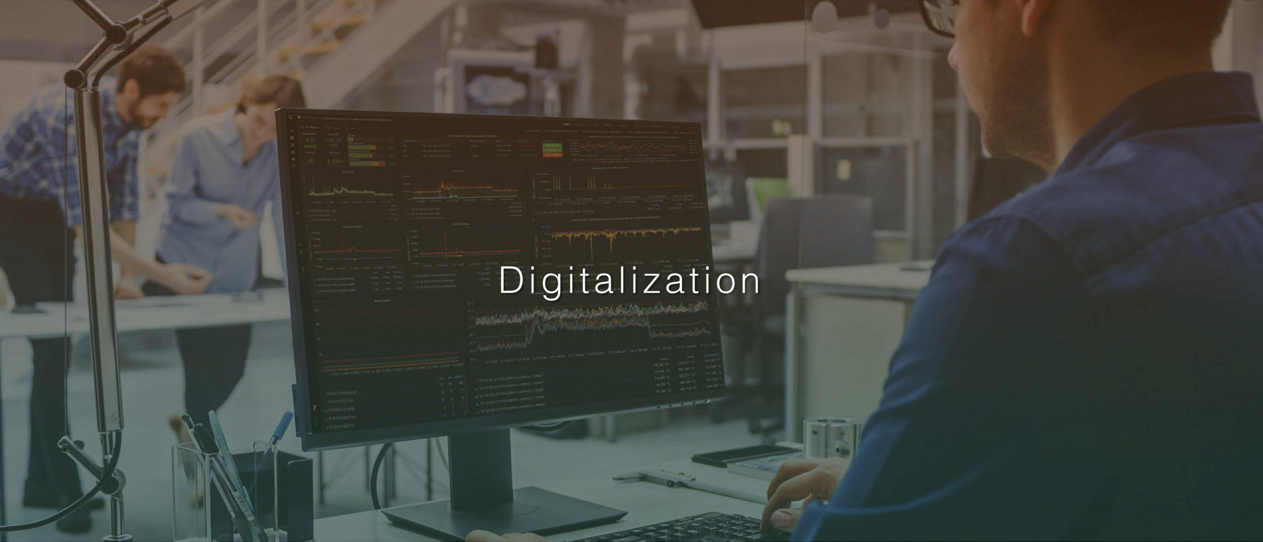 PADDI Digitalization IIoT Solution